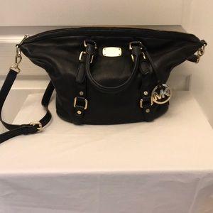 Michael Kors Leather Bedford bag